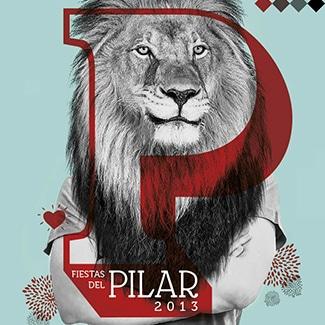 Pilar 2013. Cartel y campaña