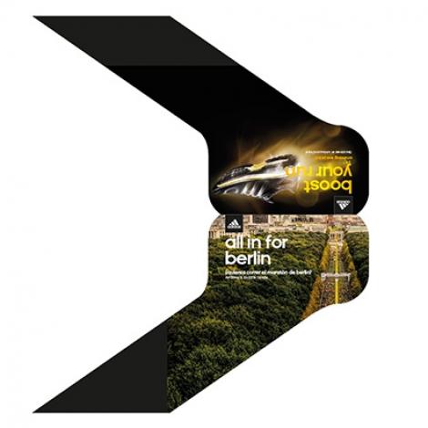 Campaña adidas Supernova/Boost en Intersport