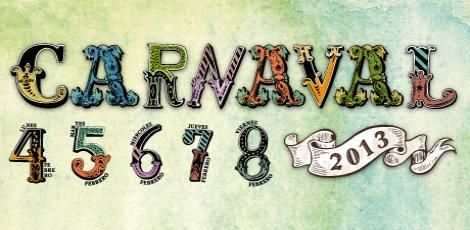 Calendario Carnaval 2013