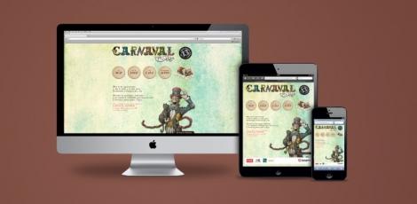 Carnaval Zaragoza 2013 web