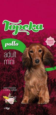 packaging de comida para mascotas Topeka