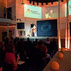 Presentación del Melocotón de Calanda en Madrid