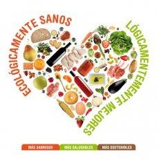 Cartel de los alimentos ecológicos de Aragón