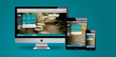 Diseño y creatividad de la nueva página web