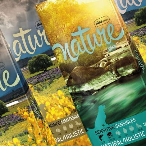 Nuevo packaging Nature