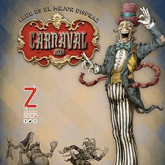 Campaña Carnaval de Zaragoza 2020